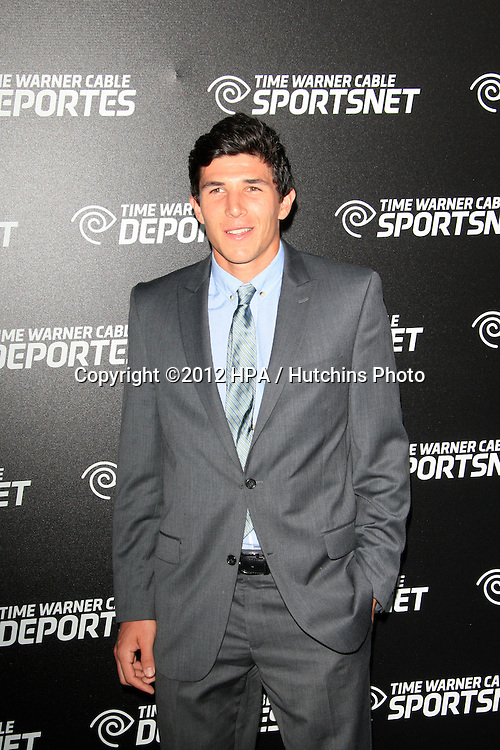 LOS ANGELES - OCT 30:  Brian Rowe arrives at the Time Warner Sports Launch of TWC Sportsnet at TWC Sports Studios on October 30, 2012 in El Segundo, CA