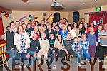40th Birthday: Bernadette Healy, Kilflynn celebrating her 40th birthday with family & friends at Parker's Bar. Kilflynn on Saturday night last.