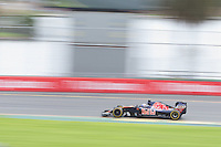 March 19, 2016:  Max Verstappen (NDL) #33 from the Scuderia Toro Rosso team during practise session three at the 2016 Australian Formula One Grand Prix at Albert Park, Melbourne, Australia. Photo Sydney Low
