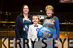 Dylan Carroll , listowel celebrating his 10th birthday at the Kinddom at the Greyhound Track on Friday Night with mom Lorraine Carroll, and Nanna Bridie  Carroll