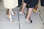 Philip Lim 3.1 at New York City fashion week 2014.<br /> <br /> Ben Sklar