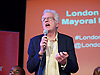 London Labour Mayoral Hustings <br /> at the Camden Centre, London, Great Britain <br /> 17th June 2015 <br /> <br /> <br /> <br /> Christian Wolmar <br /> <br /> Photograph by Elliott Franks <br /> Image licensed to Elliott Franks Photography Services