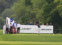 Bernd Ritthammer (GER) on the 5th tee during Round 3 of the D+D Real Czech Masters at the Albatross Golf Resort, Prague, Czech Rep. 02/09/2017<br /> Picture: Golffile | Thos Caffrey<br /> <br /> <br /> All photo usage must carry mandatory copyright credit     (&copy; Golffile | Thos Caffrey)