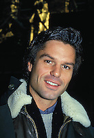 Harry Hamlin NYC 1987<br /> By Jonathan Green