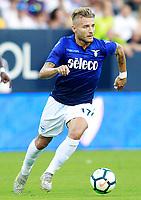 SS Lazio's Ciro Immobile during XXXIII Costa del Sol Trophy. August 5,2017. (ALTERPHOTOS/Acero/Insidefoto)