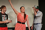 BOF at Sketchfest NYC, 2011. UCB Theatre. Starring Mamrie Hart and Stephen Soroka.