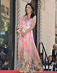 Lucy Liu Honored With Star On The Hollywood Walk Of Fame on May 01, 2019 in Hollywood, California.<br /> Lucy Liu 019