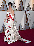 04.03.2018; Hollywood, USA: <br /> <br /> PAZ VEGA arrives on the Red Carpet to attend the 90th Annual Academy Awards at the Dolby&reg; Theatre in Hollywood.<br /> Mandatory Photo Credit: &copy;AMPAS/Newspix International<br /> <br /> IMMEDIATE CONFIRMATION OF USAGE REQUIRED:<br /> Newspix International, 31 Chinnery Hill, Bishop's Stortford, ENGLAND CM23 3PS<br /> Tel:+441279 324672  ; Fax: +441279656877<br /> Mobile:  07775681153<br /> e-mail: info@newspixinternational.co.uk<br /> Usage Implies Acceptance of Our Terms &amp; Conditions<br /> Please refer to usage terms. All Fees Payable To Newspix International
