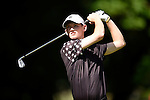 30 MAY 2016: Patrick Martin of Villanova competes in the Division I Men's Golf Championship is held at the Eugene Country Club in Eugene, OR. Martin tied for 45th place with a +10 score. Stephen Nowland/NCAA Photos