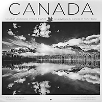 PRODUCT: Calendar<br /> TITLE: Canada in Black & White Wall 2019<br /> CLIENT: Wyman Publications / Browntrout Canada