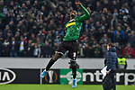 07.11.2019, Borussia-Park - Stadion, Moenchengladbach, GER, EL, Borussia Moenchengladbach vs. AS Roma, UEFA regulations prohibit any use of photographs as image sequences and/or quasi-video<br /> <br /> im Bild <br /> <br /> Foto © nordphoto/Mauelshagen