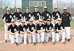 4-29-15, Huron High School junior varsity baseball team
