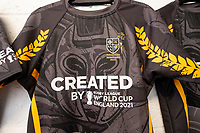 Picture by Allan McKenzie/SWpix.com - 25/02/2019 - Rugby League - CreatedBy RLWC2021 - South Leeds Spartans - Leeds Corinthians RUFC, Middleton, England - Created By RLWC2021 kit, branding.