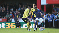Rico Henry of Brentford in action during Brentford vs Millwall, Sky Bet EFL Championship Football at Griffin Park on 19th October 2019