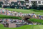 03 August 2008:   Large crowds attend the 2008 US Senior Open Championship at The Broadmoor, Colorado Springs, CO.