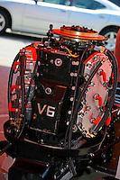 Johnson V6 power.    (Formula 1/F1/Champ class)