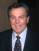 Mike Connors 2000<br /> Photo By John Barrett/PHOTOlink