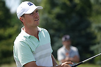 Jordan Spieth (USA) during the third round of the Northern Trust played at Liberty National Golf Club, Jersey City, USA. 10/08/2019<br /> Picture: Golffile | Phil INGLIS<br /> <br /> All photo usage must carry mandatory copyright credit (© Golffile | Phil Inglis)