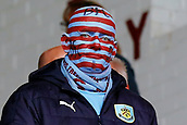 10th September 2017, Turf Moor, Burnley, England; EPL Premier League football, Burnley versus Crystal Palace; A general view inside the stadium of a supporter with Burnley face paint