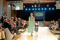 Lilyrosel, New Zealand Eco Fashion Exposed Maintain &amp; Sustain at Notre Dame Performing Arts Centre, Lower Hutt, New Zealand on Friday 25 July 2014. <br /> Photo by Masanori Udagawa. <br /> www.photowellington.photoshelter.com.