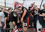 Fussball Bundesliga 2010/2011: Bayer 04 Leverkusen - FC Schalke 04