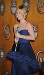 LOS ANGELES, CA. - January 23: Drew Barrymore poses in the press room at the 16th Annual Screen Actors Guild Awards held at The Shrine Auditorium on January 23, 2010 in Los Angeles, California.
