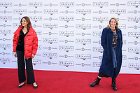Jessica Hecht and Jane Sibbett<br /> at the closing party for Comedy Central UK&rsquo;s FriendsFest at Clissold Park, London<br /> <br /> <br /> &copy;Ash Knotek  D3307  14/09/2017