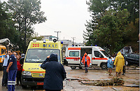 Ambulances in Agia Triada