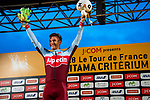 Marcel Kittel (GER) Team Katusha Alpecin wins sprint challenge of the 2018 Saitama Criterium, Japan. 4th November 2018.<br /> Picture: ASO/Pauline Ballet | Cyclefile<br /> <br /> <br /> All photos usage must carry mandatory copyright credit (&copy; Cyclefile | ASO/Pauline Ballet)