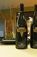 Bottle of Reserva Pinot Noir Bodega Del Fin Del Mundo - The End of the World - Neuquen, Patagonia, Argentina, South America