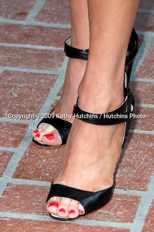 Jennifer Carpenter  arriving Saturn Awards 2009 at the Castaways in Burbank, CA  on June 24, 2009.  .©2009 Kathy Hutchins / Hutchins Photo .