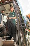 04.07.2019, Posthotel, Zell am Ziller, AUT, TL Werder Bremen - Posthotel Ankunft Tag 00<br /> <br /> im Bild / picture shows <br /> Florian Kohfeldt (Trainer SV Werder Bremen)<br /> <br /> Foto © nordphoto / Kokenge