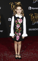 www.acepixs.com<br /> <br /> March 2 2017, LA<br /> <br /> Mckenna Grace arriving at the premiere of Disney's 'Beauty And The Beast' at the El Capitan Theatre on March 2, 2017 in Los Angeles, California.<br /> <br /> By Line: Famous/ACE Pictures<br /> <br /> <br /> ACE Pictures Inc<br /> Tel: 6467670430<br /> Email: info@acepixs.com<br /> www.acepixs.com