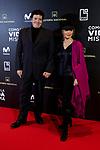 Silvia Tortosa attends to 'Como la Vida Misma' film premiere during the 'Madrid Premiere Week' at Callao City Lights cinema in Madrid, Spain. November 12, 2018. (ALTERPHOTOS/A. Perez Meca)