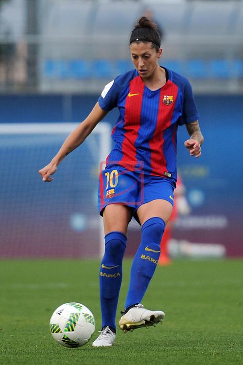 Spanish Women's Football League Iberdrola 2016/17 - Game: 11.<br /> FC Barcelona vs Athletic Club: 2-1.<br /> Jennifer Hermoso.