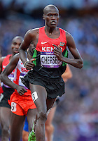 August 05, 2012: Nixon Kiplimo Chepseba of KEN during men's 1500m semifinal event at the Olympic Stadium on day nine of 2012 Olympic Games in London, United Kingdom.
