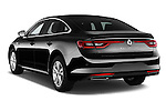 Car pictures of rear three quarter view of 2016 Renault Talisman Intens 4 Door Sedan Angular Rear