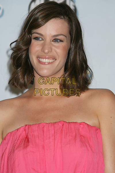 LIV TYLER.Press Room - 2008 MTV Movie Awards held at Gibson Amphitheatre, Universal City, California, USA, 01 June 2008..portrait headshot strapless pink.CAP/ADM/MJ.©Michael Jade/Admedia/Capital Pictures