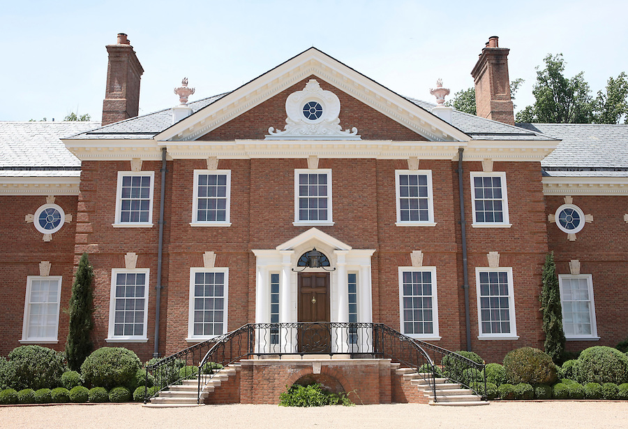 The Albemarle Estate located in Albemarle County, Va. (Credit Image: © Andrew Shurtleff)..