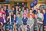 Tim Breen, Firies seated centre who celebrated his 60th birthday with his family and friends in Hendersons bar, Firies on Saturday night......