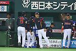 Kazuo Matsui (JPN), .MARCH 6, 2013 - WBC : .2013 World Baseball Classic .1st Round Pool A .between Japan 3-6 Cuba .at Yafuoku Dome, Fukuoka, Japan. .(Photo by YUTAKA/AFLO SPORT) [1040]