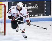 Tyler McNeely (NU - 94) - The visiting Boston College Eagles defeated the Northeastern University Huskies 4-1 on NU's senior night, Saturday, March 8, 2008, at Matthews Arena in Boston, Massachusetts.