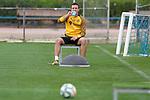 Getafe's Nemanja Maksimovic during training session. May 15,2020.(ALTERPHOTOS/Acero)