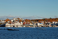 Autumn Light, Boothbay Harbor #3