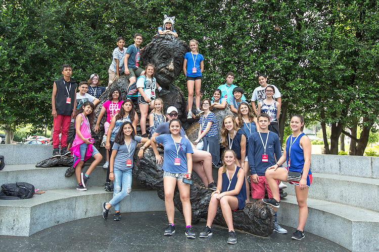 Washington DC / New York City 2016 Summer Vacation with C.O. Wilson Middle School, Nederland Texas.