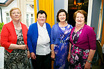 Enjoying the Sliabh Luachra Active Retired Gala Tea Dance at Ballygarry House Hotel & Spa on Monday were Julia Scanlon, Mary Curtin, Nora Daly and Betty Heffernan