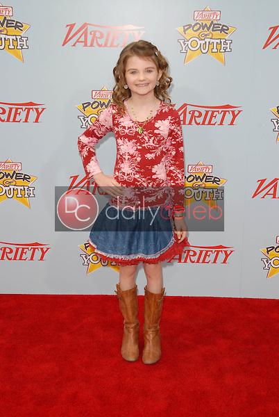 "Morgan Lily<br /> at Variety's 3rd Annual ""Power of Youth,"" Paramount Studios, Hollywood, CA. 12-05-09<br /> David Edwards/DailyCeleb.com 818-249-4998"