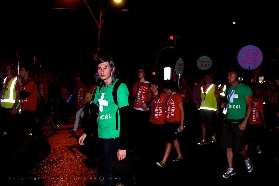 Sydney Gay and Lesbian Mardi Gras Parade 2012