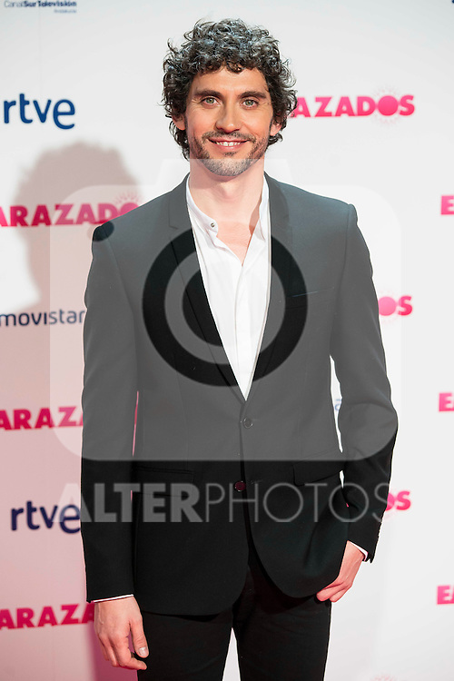 Paco Leon attends to the premiere of the film &quot;Embarazados&quot; at Capitol Cinemas in Madrid, January 27, 2016.<br /> (ALTERPHOTOS/BorjaB.Hojas)