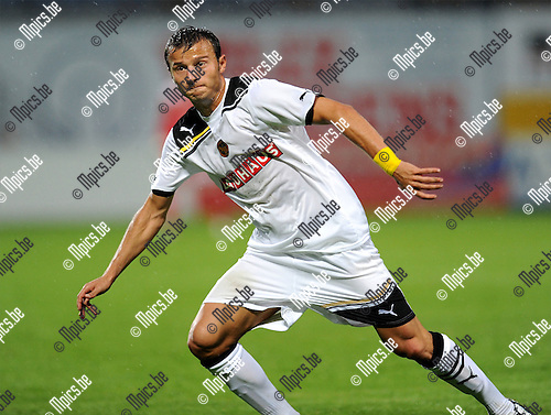 2011-08-04 / Voetbal / season 2011-2012 / Uefa Europa League, third qualifying round / KVC Westerlo - BSC Young Boys / Elsad Zverotic..Foto: mpics